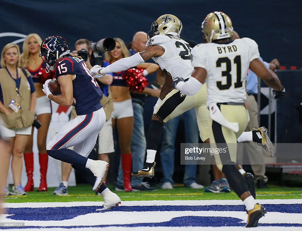 New Orleans Saints v Houston Texans : News Photo