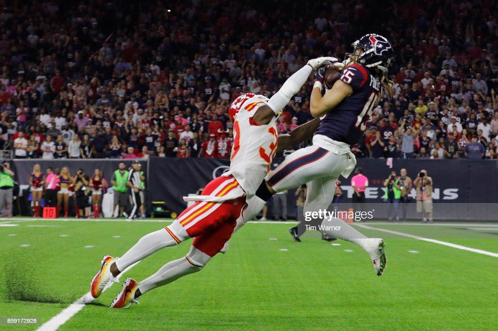 Kansas City Chiefs v Houston Texan : News Photo