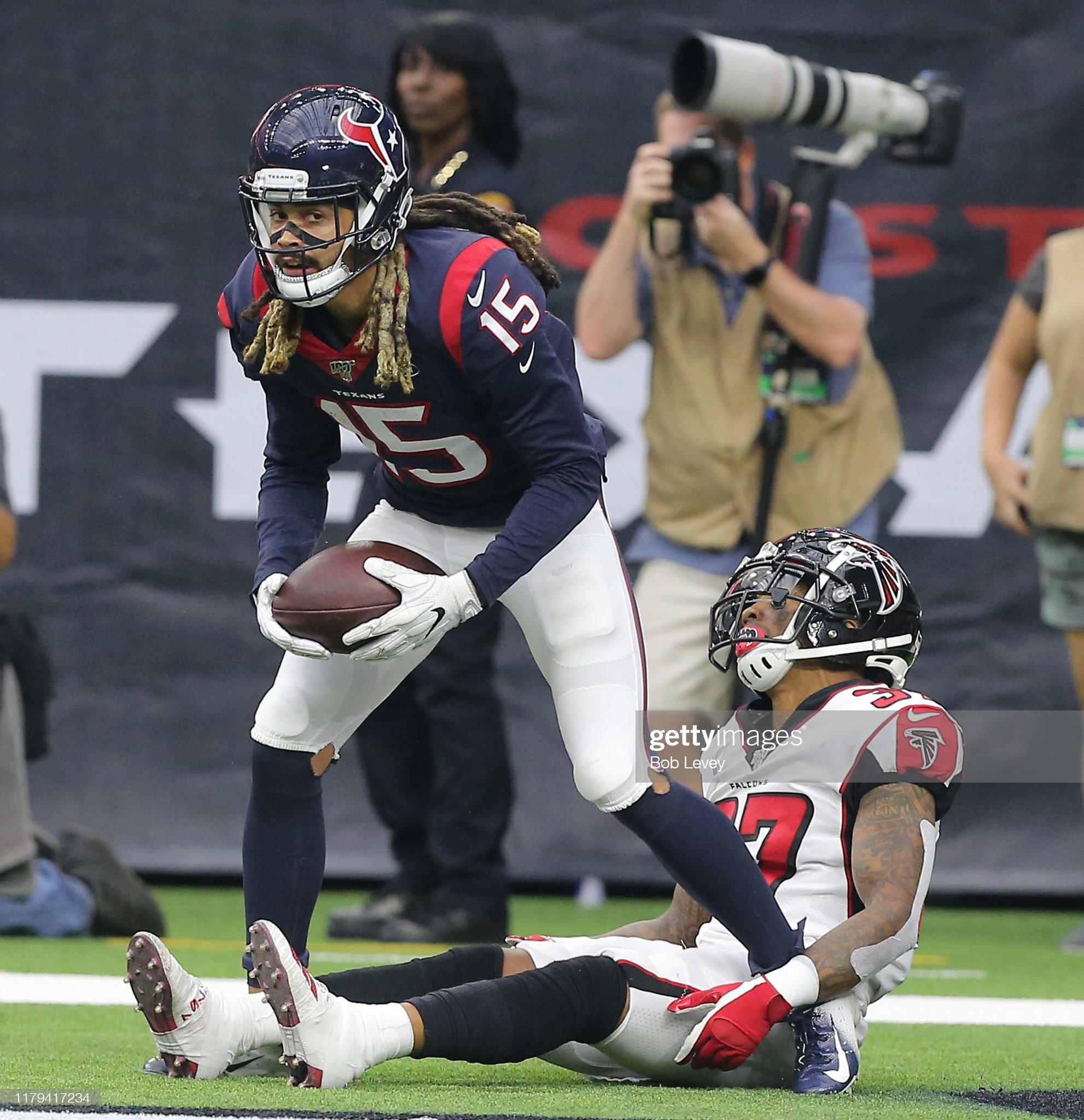 Atlanta Falcons vHouston Texans : News Photo