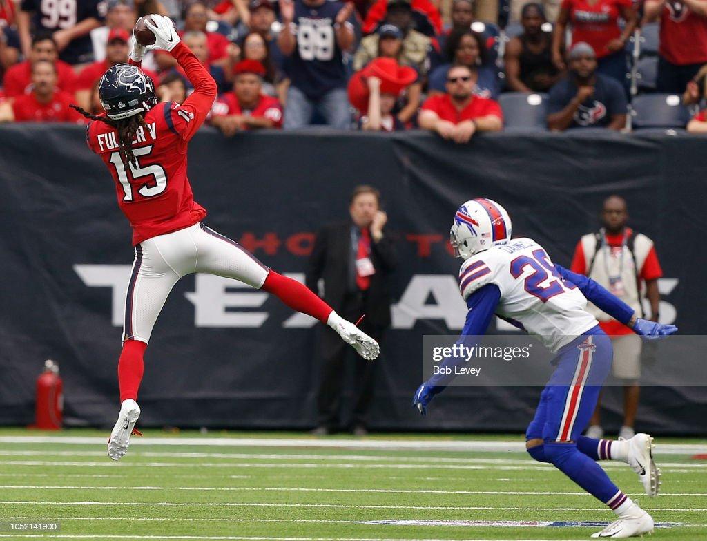 Buffalo Bills v Houston Texans : News Photo