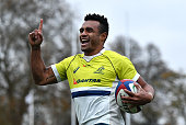 london england will genia australia celebrates