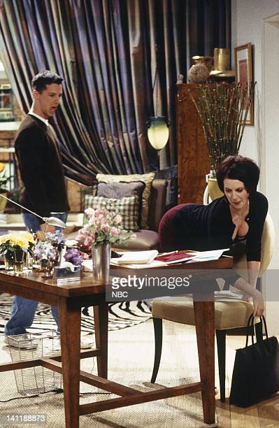 Will Grace A New Lease on Life Episode 2 Aired Pictured Sean Hayes as Jack McFarland Megan Mullally as Karen Walker Photo by Gary Null/NBCU Photo Bank