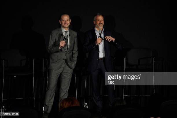 WILL GRACE Will Grace at Tribeca TV Festival Pictured Max Mutchnick David Kohan