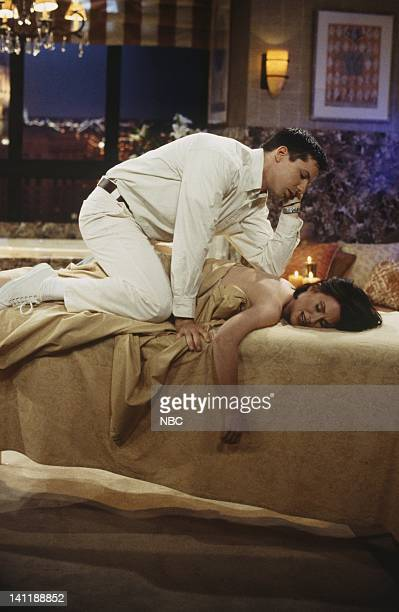 """Will & Grace -- """"The Buying Game"""" Episode 8 -- Aired -- Pictured: Sean Hayes as Jack McFarland, Megan Mullally as Karen Walker -- Photo by: Paul..."""