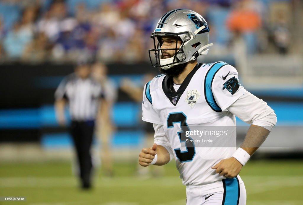 Buffalo Bills v Carolina Panthers : News Photo