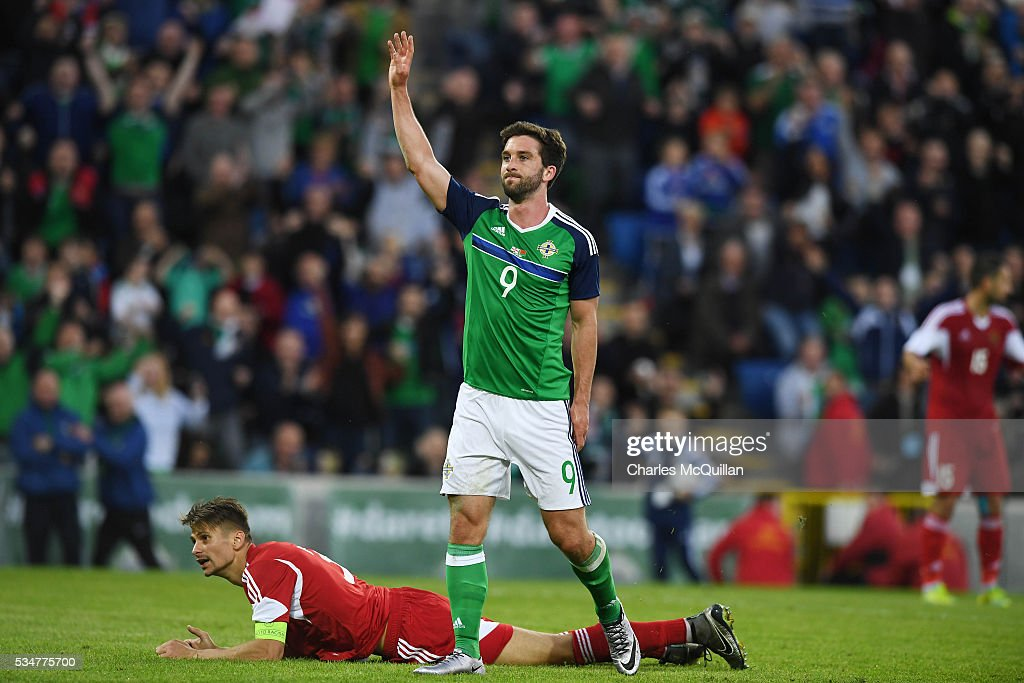 Northern Ireland v Belarus - International Friendly