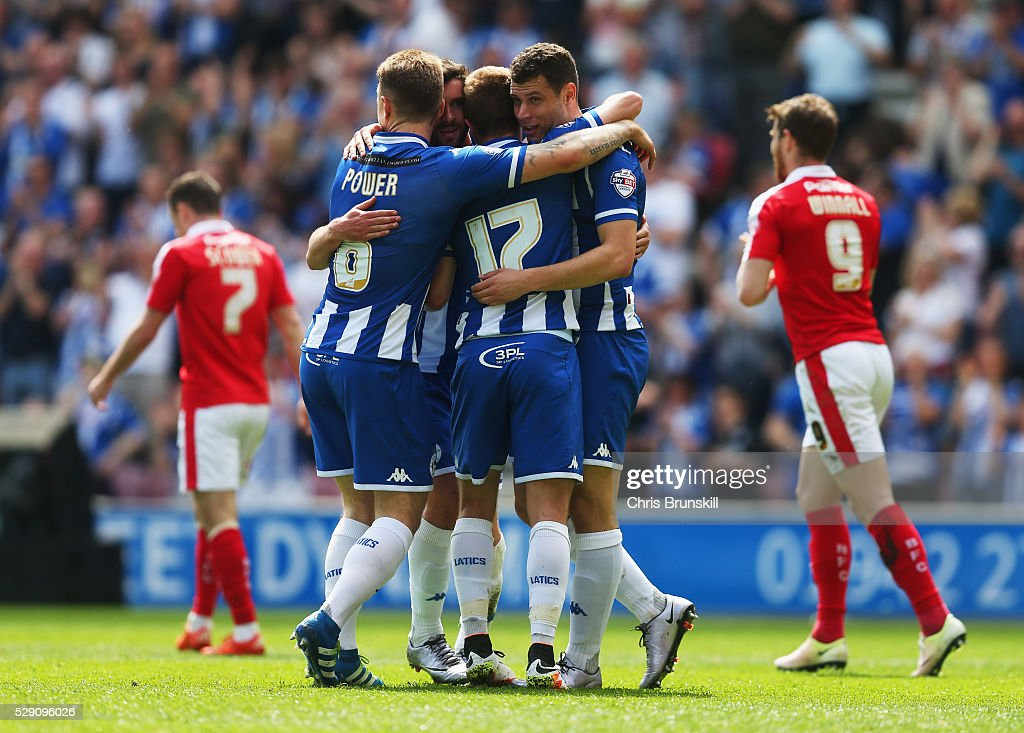 Wigan Athletic v Barnsley - Sky Bet League One