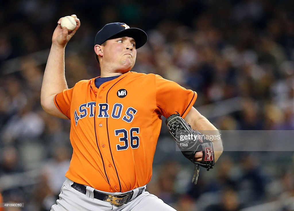 Wild Card Game - Houston Astros v New York Yankees : News Photo