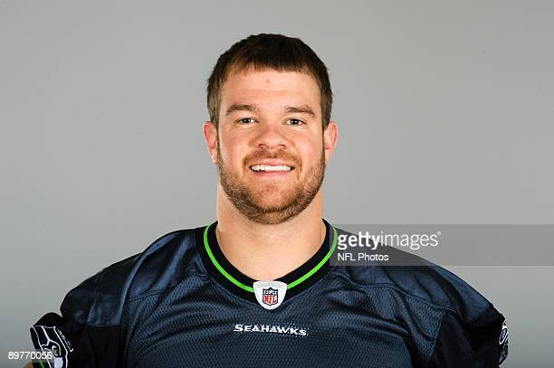 Will Herring of the Seattle Seahawks poses for his 2009 NFL headshot at photo day in Seattle Washington