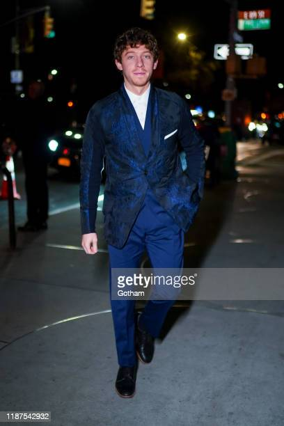 Will Hochman attends the 2019 Guggenheim International Gala on November 13 2019 in New York City