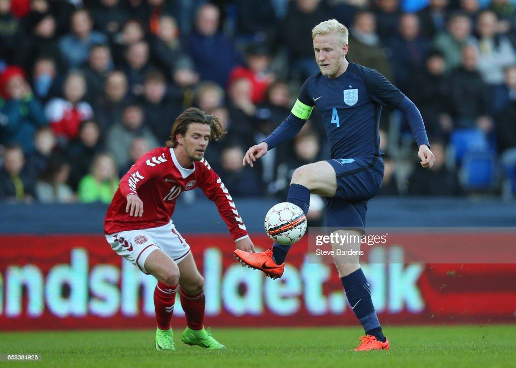 Denmark v England: U21 International Friendly : News Photo