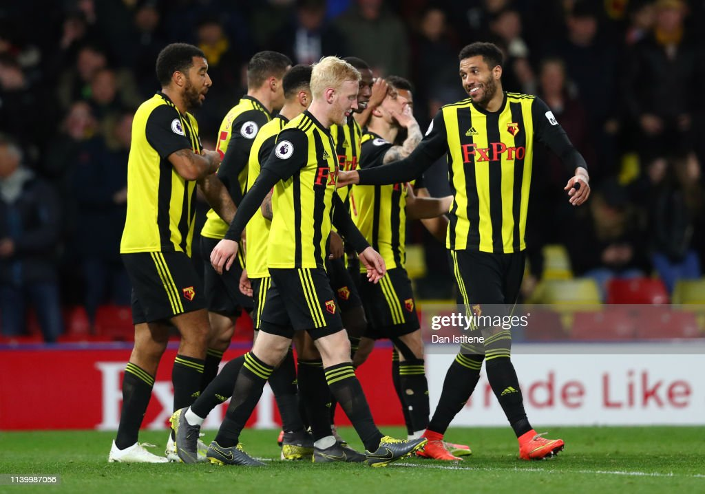 Watford FC v Fulham FC - Premier League : News Photo