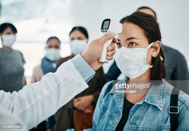 will it be quarantine for you? - fever stock pictures, royalty-free photos & images