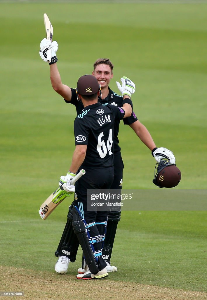 Surrey v Gloucestershire - Royal London One-Day Cup