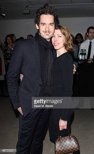 Will Kemp and Leanne Benjamin attend the Press Night party for the Royal Opera House production of The Wind in the Willows at the Hospital Club on...