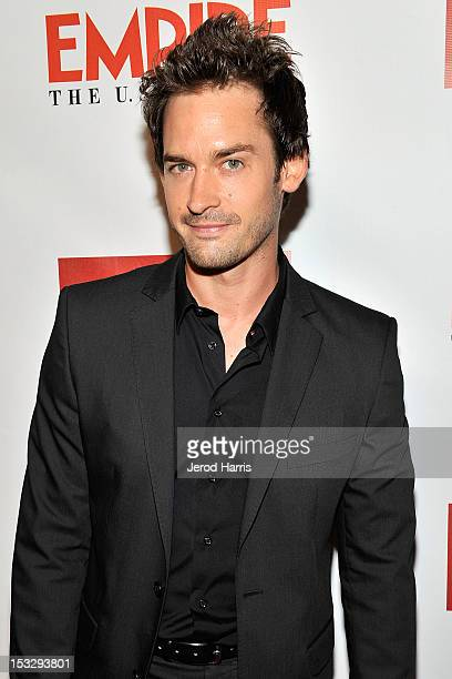 Will Kemp arrives at the Empire Magazine US Edition Launch Party at Sunset Tower on October 2 2012 in West Hollywood California