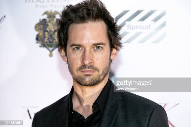 Will Kemp attends GBK Productions And Angeleno Pre-Oscar Celebration at Kimpton La Peer Hotel on February 05, 2020 in West Hollywood, California.
