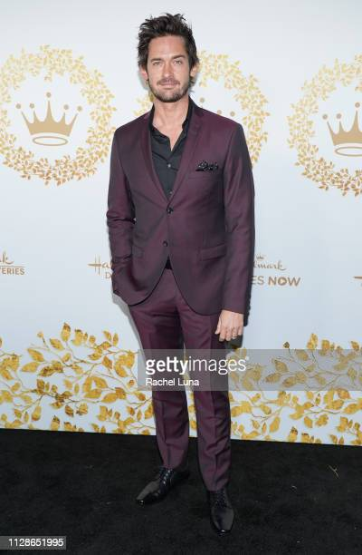 Will Kemp attends Hallmark Channel And Hallmark Movies And Mysteries 2019 Winter TCA Tour at Tournament House on February 09, 2019 in Pasadena,...