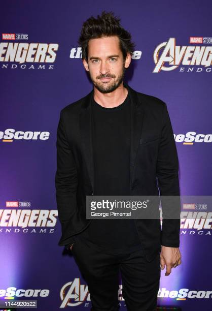 Will Kemp attends the 'Avengers: Endgame' Canadian Premiere at Scotiabank Theatre on April 24, 2019 in Toronto, Canada.
