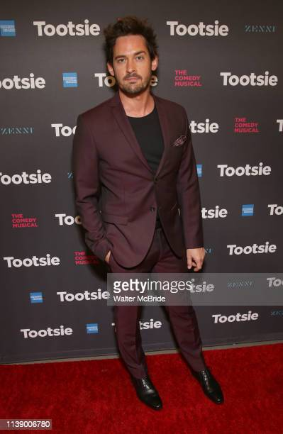 "Will Kemp attends the Broadway Opening Night of ""Tootsie"" at The Marquis Theatre on April 22, 2019 in New York City."