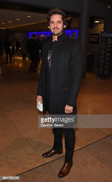 "Will Kemp attends the evening Gala Performance of ""Matthew Bourne's Cinderella"" at Sadler's Wells Theatre on December 17, 2017 in London, England."