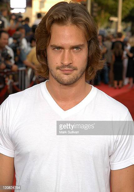 Will Kemp during Seabiscuit Premiere at Mann Village Theatre in Westwood California United States