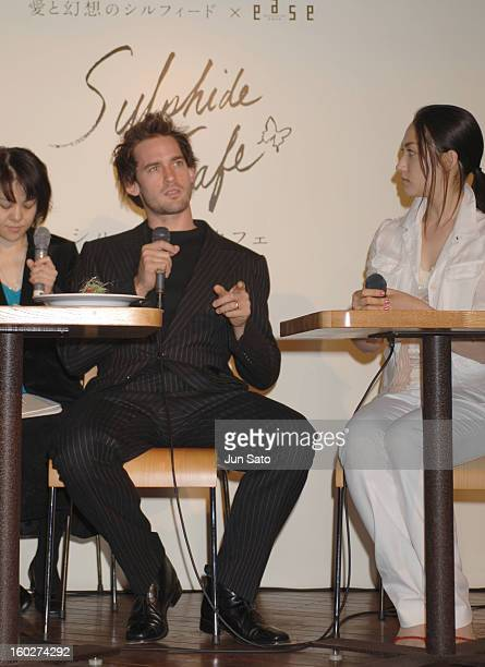 Will Kemp during Will Kemp Announces the Opening of Highland Fling to Japan in June at Marunouchi Building in Tokyo Japan