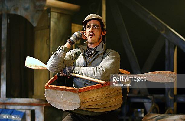 Will Kemp in the production 'The Wind in the Willows' at the Linbury Studio Theatre Covent Garden London Robbie Jack/Corbis