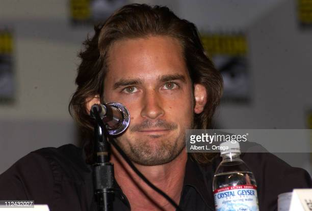 Will Kemp of Universal's Van Helsing during 2003 San Diego Comic Con International Day Three at The San Diego Convention Center in San Diego...