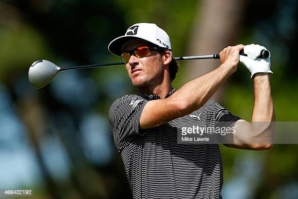 Will MacKenzie hits off the tenth tee during the final round of the Valspar Championship at Innisbrook Resort Copperhead Course on March 15 2015 in...