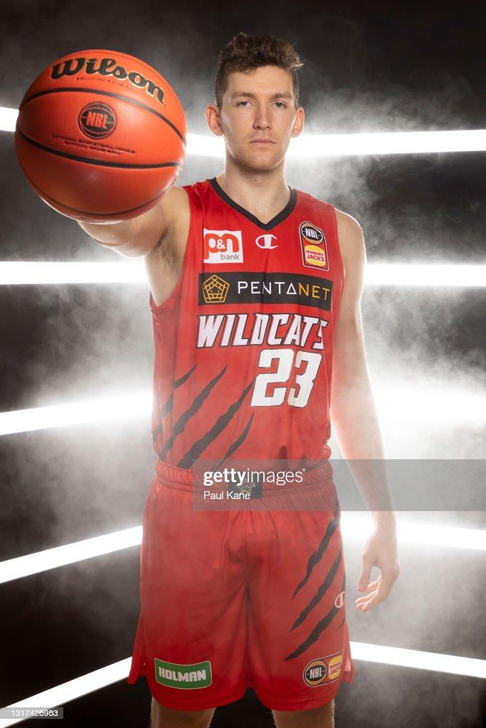 Perth Wildcats Media Day : News Photo