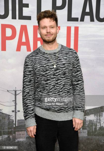"""Will Manning attends a special screening of """"A Quiet Place Part II"""" at Cineworld Leicester Square on May 20, 2021 in London, England."""