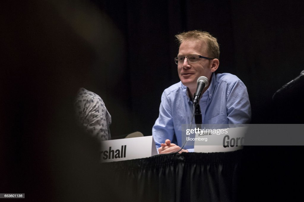Will Marshall, co-founder and chief executive officer at Planet Labs Inc., speaks during the 2017 South By Southwest (SXSW) Interactive Festival at the Austin Convention Center in Austin, Texas, U.S., on Wednesday, March 15, 2017. The SXSW Interactive Festival features a variety of tracks that allow attendees to explore what's next in the worlds of entertainment, culture, and technology. Photographer: David Paul Morris/Bloomberg via Getty Images