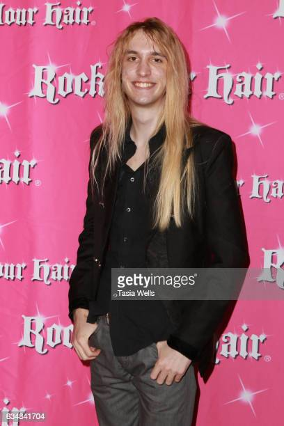 Will Ovid attends Rock Your Hair presents Valentine's Rocks at The Avalon Hotel on February 11 2017 in Los Angeles California