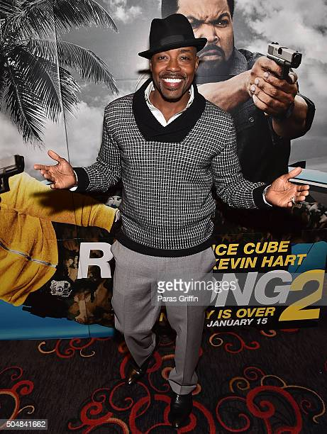 Will Packer attends Ride Along 2 advance screening at Regal Cinemas Atlantic Station on January 13 2016 in Atlanta Georgia