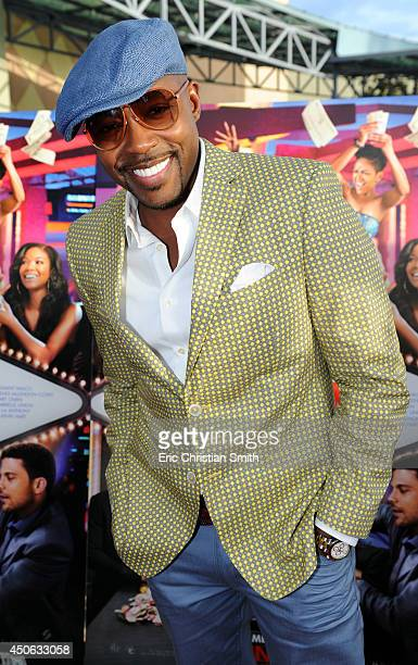 Will Packer attends Sony Pictures Think Like A Man Too Houston Red Carpet Screening With Kevin Hart Terrence J And Drake at Studio 30 June 14 2014 in...