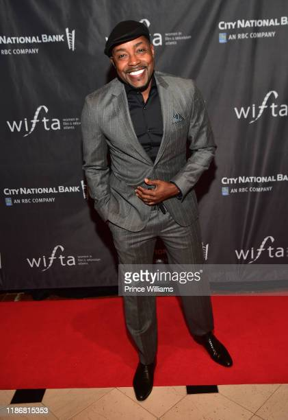 Will Packer attends the 2019 WIFTA Gala at Four Seasons Hotel on November 9 2019 in Atlanta Georgia