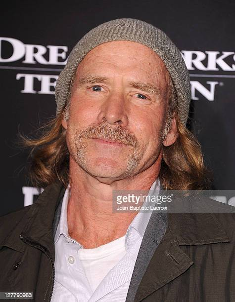 Will Patton arrives at the premiere of TNT's 'Falling Skies' held at Pacific Design Center on June 13 2011 in West Hollywood California