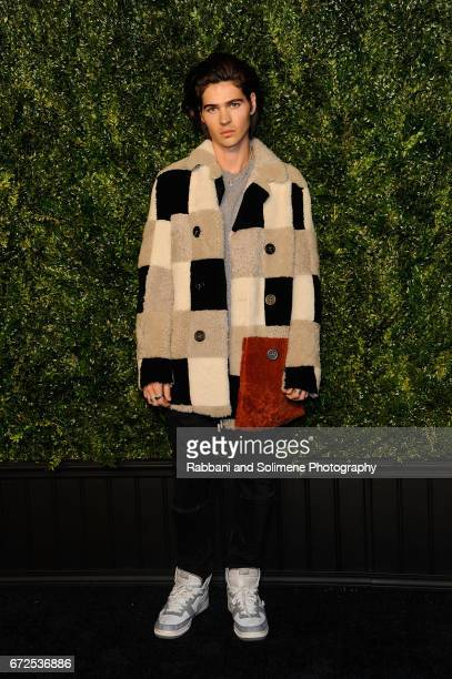 Will Peltz attends the 2017 Tribeca Film Festival Chanel Artists Dinner on April 24 2017 in New York City
