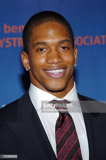 Will Peterson Jr. During 8th Annual Muscular Dystrophy Association's Muscle Team 2005 Gala at Chelsea Piers in New York City, New York, United States.