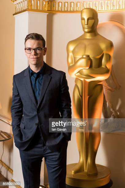Will Poulter attend The Academy of Motion Picture Arts and Sciences New Member's Party at Spencer House on October 5 2017 in London England