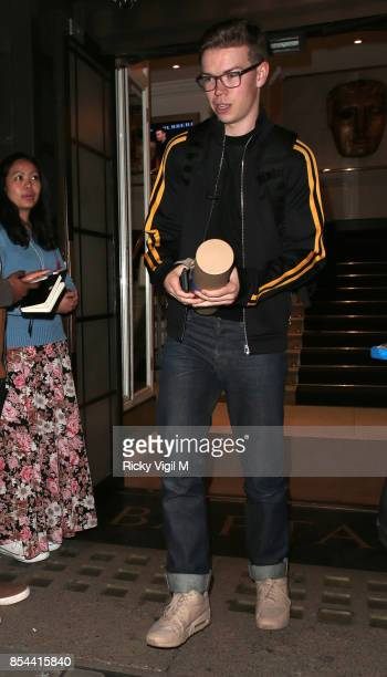 Will Poulter attends BAFTA TV Preview Gunpowder on September 26 2017 in London England
