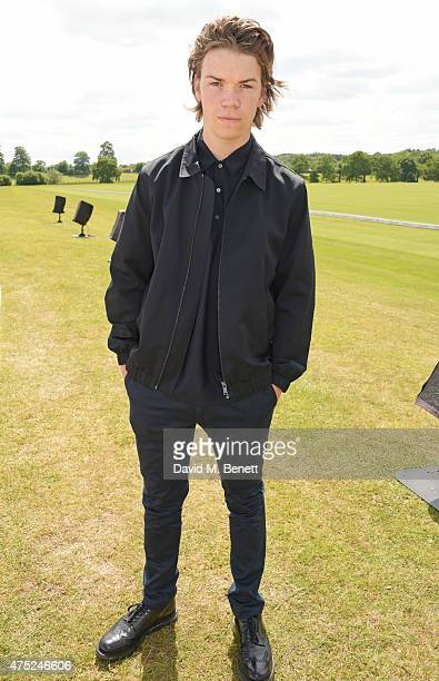 Will Poulter attends day one of the Audi Polo Challenge at Coworth Park on May 30 2015 in London England