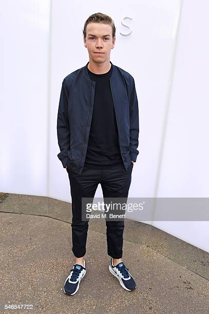 Will Poulter attends the COS celebrates The Serpentine Park Nights 2016 at The Serpentine Gallery on July 12 2016 in London England