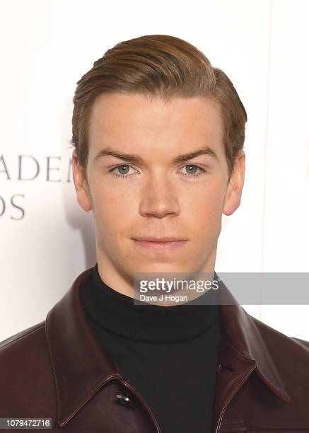 Will Poulter attends the EE BAFTA Film Awards nominations announcement held at BAFTA on January 9 2019 in London England