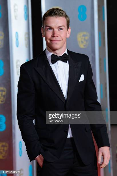 Will Poulter attends the EE British Academy Film Awards Gala Dinner at Grosvenor House on February 10 2019 in London England