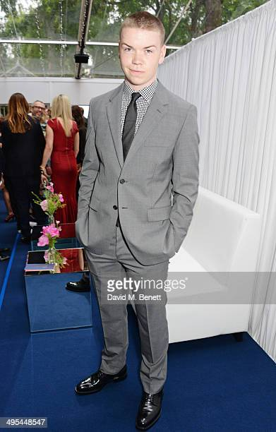 Will Poulter attends the Glamour Women of the Year Awards in Berkeley Square Gardens on June 3 2014 in London England