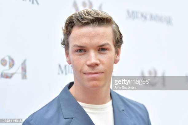 Will Poulter attends the premiere of A24's Midsommar at ArcLight Hollywood on June 24 2019 in Hollywood California