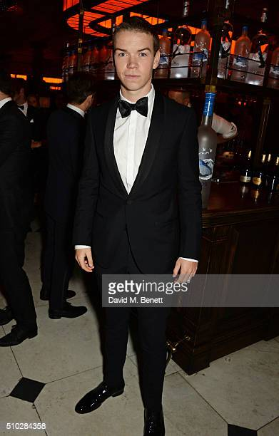 Will Poulter attends The Weinstein Company Entertainment Film Distributors Studiocanal 2016 BAFTA After Party in partnership with BVLGARI GREY GOOSE...