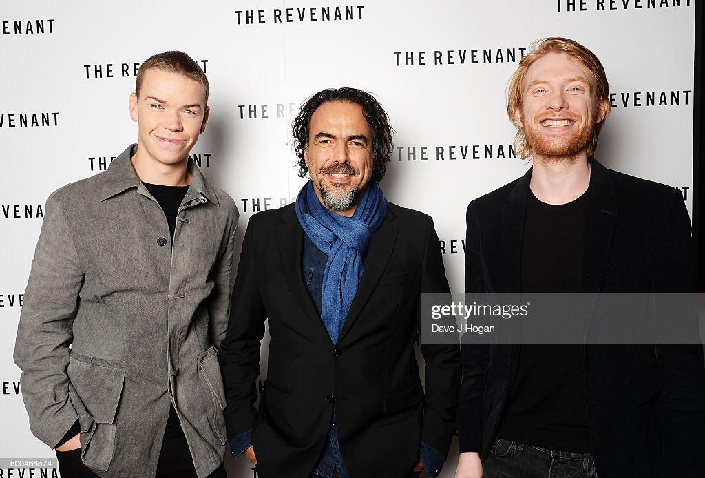 BAFTA Q&A of 'The Revenant' : News Photo
